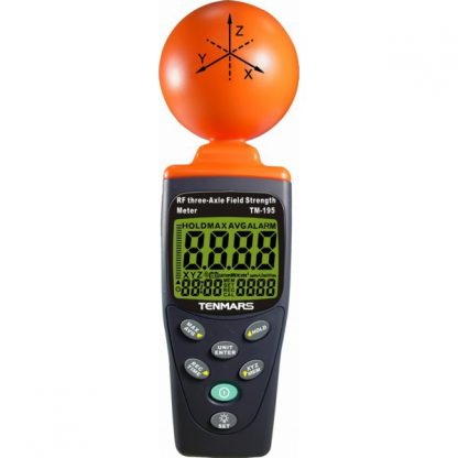 Medidor de radiofrecuencia TM195