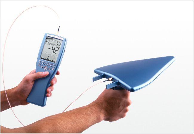 Medidor de radiofrecuencia profesional