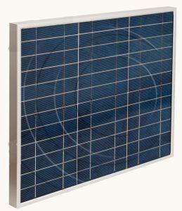 Panel solar 12 V 25 W