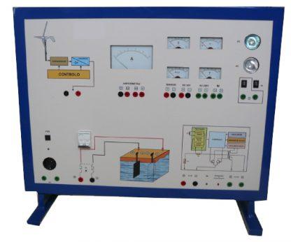 Kit didactico fotovoltaico-solar