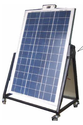 Kit didáctico solar fotovoltaico