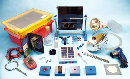 Kit didactico energías renovables