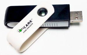 Purificador aire USB