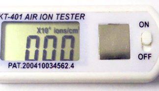 Medidor de iones