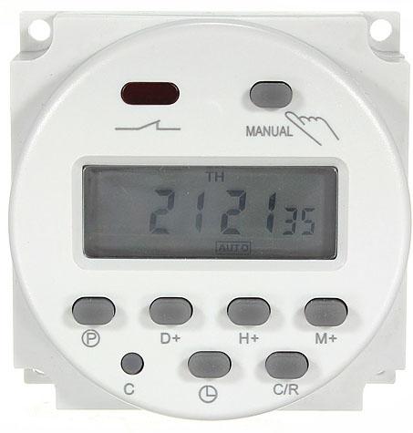 programador interruptor digital