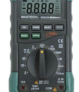 Instrumento ideal para evaluaciones ambientales