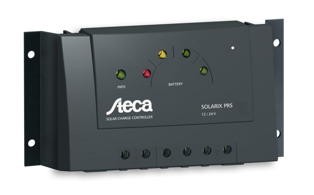 Regulador solar 12/24 V