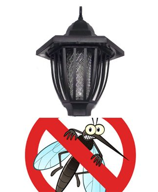 Antimosquitos jardin