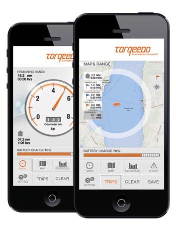 Aplicación navegación