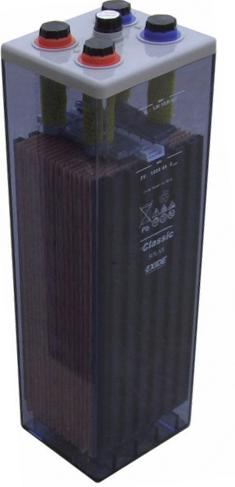 Batería estacionaria de elevadas prestaciones