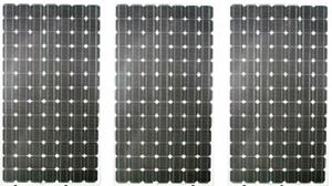 Paneles solares para conexion a red