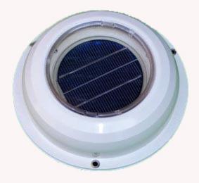 Aireador/Extractor de aire solar