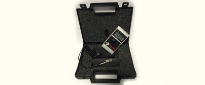 Medidor de bolsillo para electricidad electroestatica