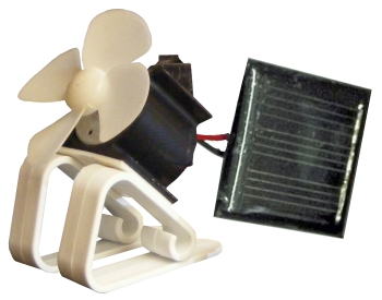 motor solar fotovoltaico