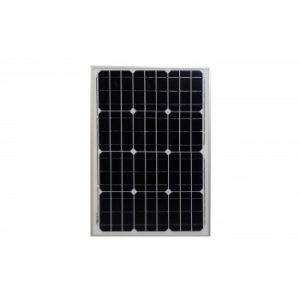 Panel solar de alta eficiencia