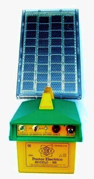 Cerca electrica solar
