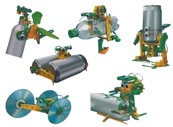 Kit 6 en 1 reciclator