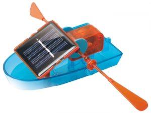 Barca solar