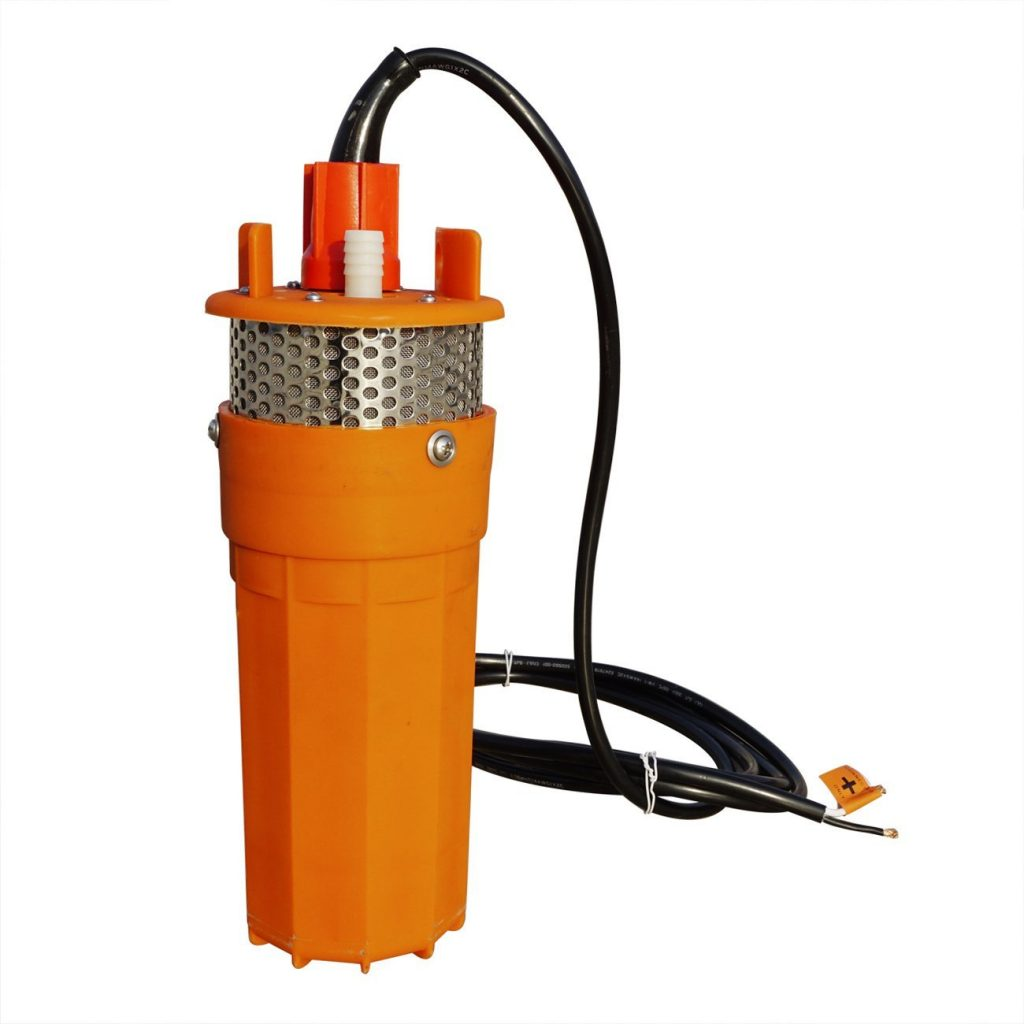 Bomba agua sumergible 360 l/h 30/70m