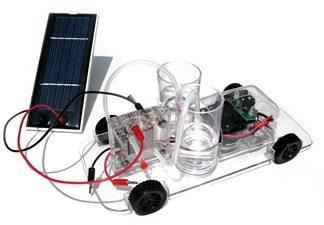 Kit coche de hidrógeno