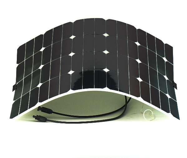 PANEL SOLAR FLEXIBLE 50 Wp 12 V