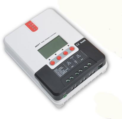 Regulador MPPT 20 A