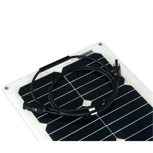 Panel solar flexible 12 V 20W