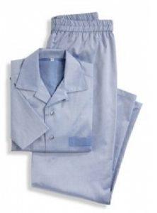 Pijama antiradiación caballero