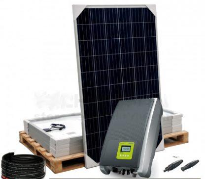 Kit solar autoconsumo 1500 W