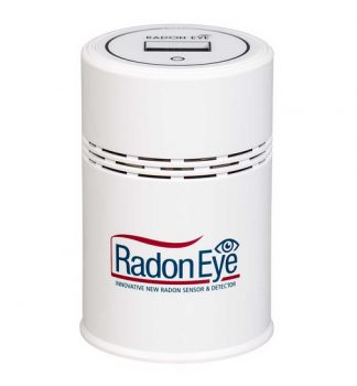 Radon Eye, medidor de gas radón