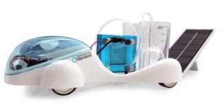 hydrocar coche de hidrogeno
