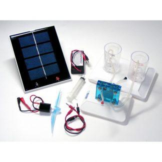 Kit de hidrógeno solar