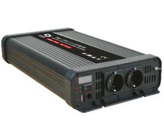 Inversor Tirio 2000 W 12 V