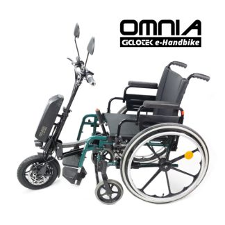 KIt motor silla de ruedas
