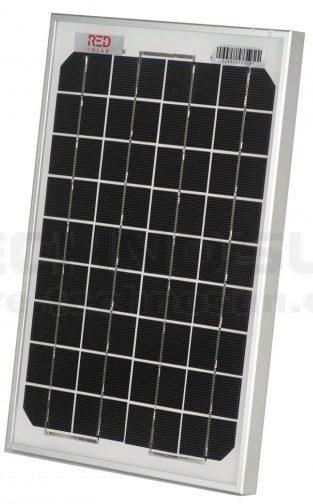 Panel solar fotovoltaico Red Solar 12 V 10 W