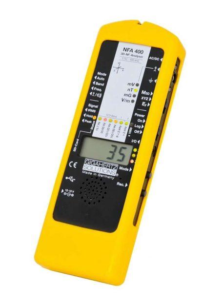 NFA400 Medidor CEM y CE 3D Gigahertz