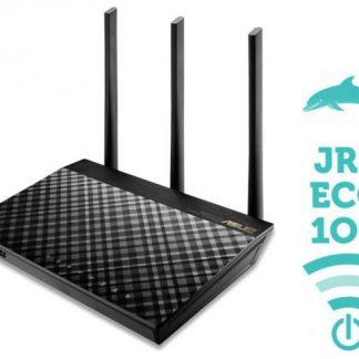ROUTER WiFi JRS ECO 100 Baja radiación
