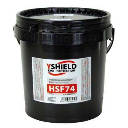 HSF74 5L Pintura protectora alta frecuencia YSHIELD