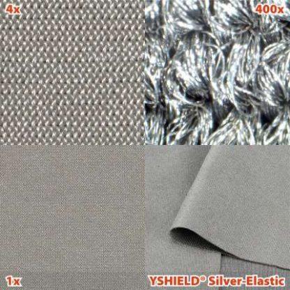 Detalle SILVER ELASTIC Tela antiradiaciones elastica
