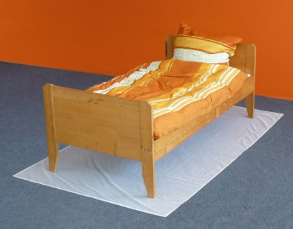 Base cama protectora individual Steel Twin
