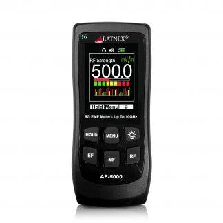 Medidor HF-BF Latnex 5G